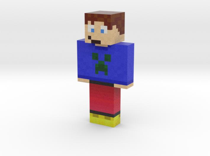 aypierre | Minecraft toy 3d printed