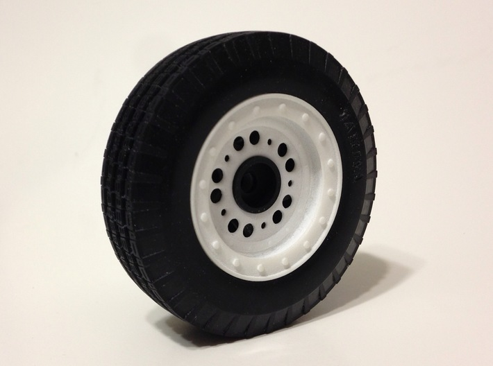 FA30008 Beadlock Style Wheel covers (SET OF 4) 3d printed