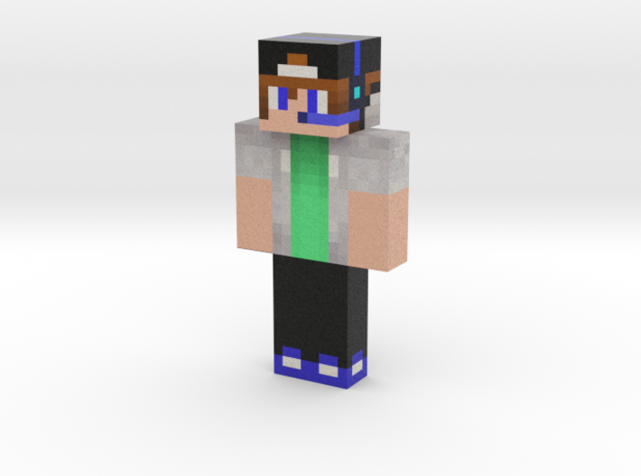 Antoto450 | Minecraft toy 3d printed