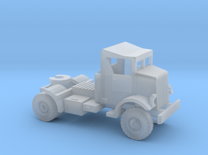1/160 Autocar Tractor 3d printed