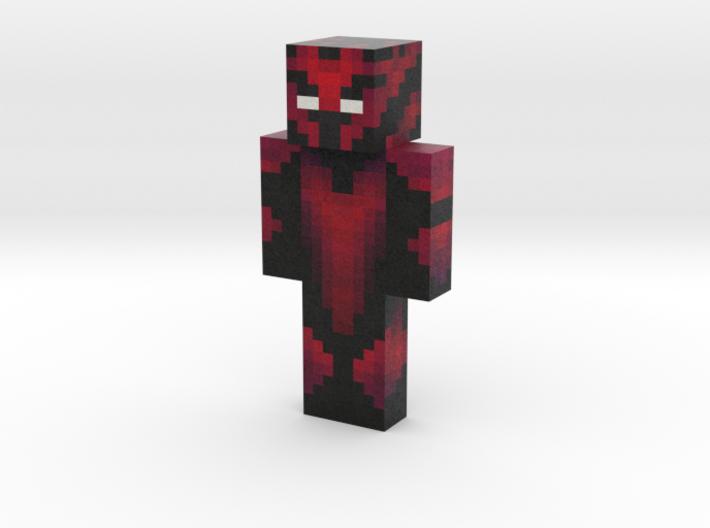 Slendch | Minecraft toy 3d printed