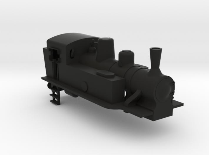 FS gr880 Cassa in TT 3d printed