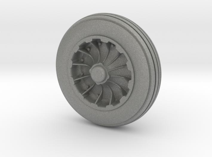 Douglas Skyrocket Main Wheel 1/32 3d printed