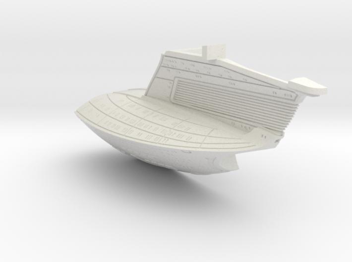 1/1400 USS Ambassador proposal Right Secondary Hul 3d printed