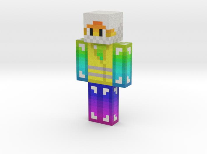 AtraxiuSs | Minecraft toy 3d printed
