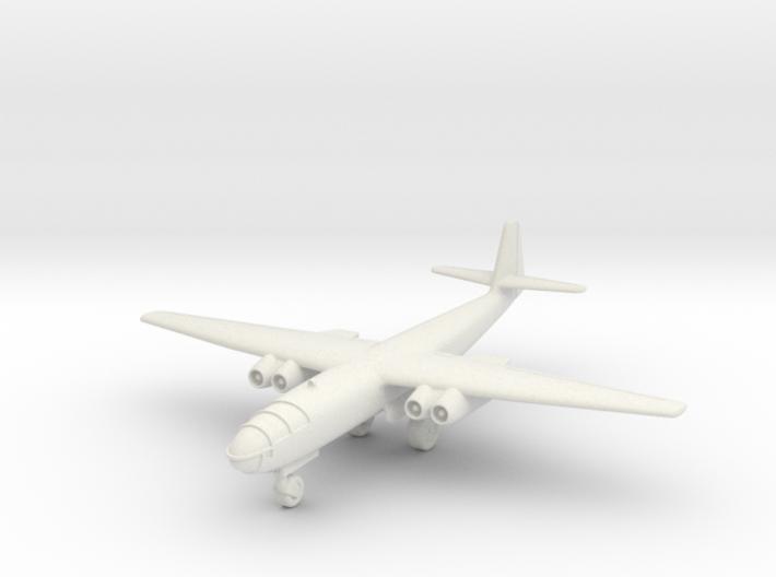 (1:144) Arado E 395 (Gear down) 3d printed