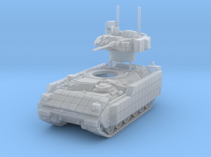 M2A3 Bradley Busk III Scale: 1:285 3d printed