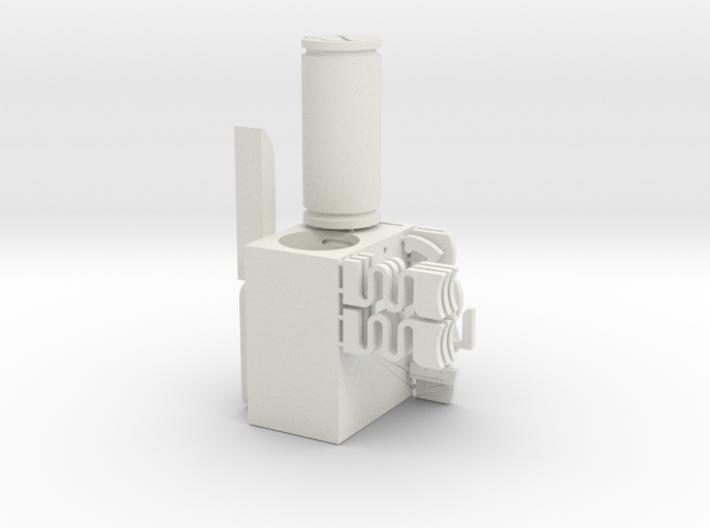 Shapeways LockLab 3d printed
