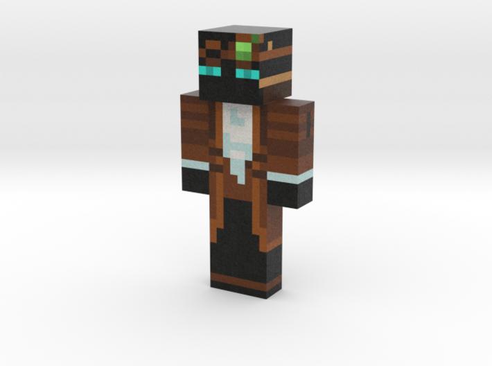 Gustavocoste   Minecraft toy 3d printed