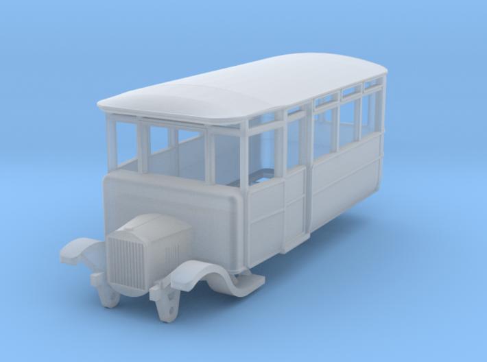 o-148fs-dv-5-3-ford-railcar 3d printed