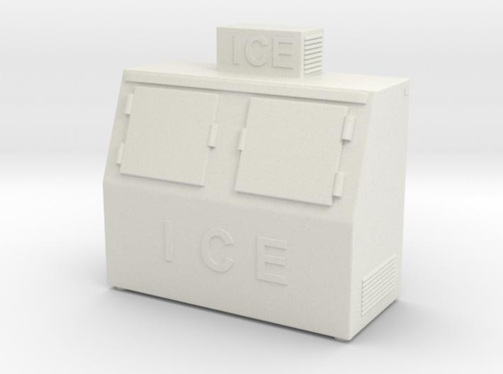 Ice Machine Ver01. 1:48 Scale (O) 3d printed