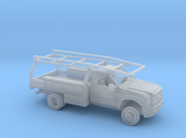 1/160 2011-16 Ford F Series RegCab Contractor Kit 3d printed