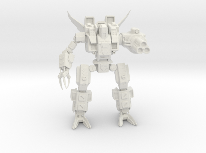 Onagerio Mechanized Walker System 3d printed