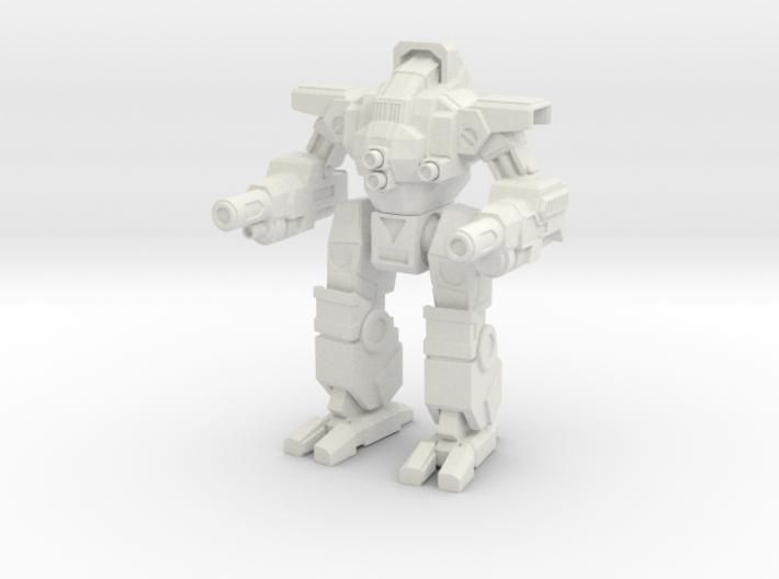 Hijackal Mechanized Walker System 3d printed