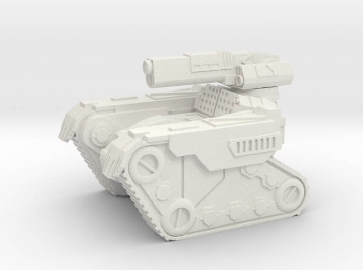 Ares Mechanized Walker System 3d printed