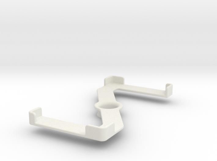 Platform (162 x 82 mm) 3d printed