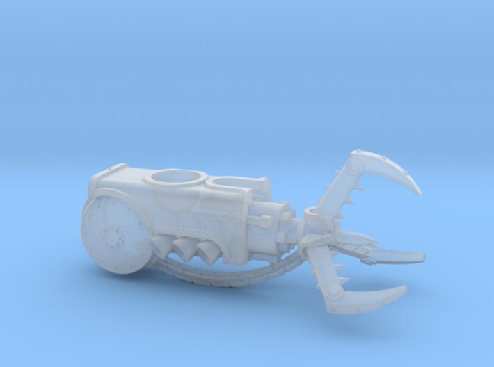 Ursus Claw for Mars-pattern Warhound Titan 3d printed