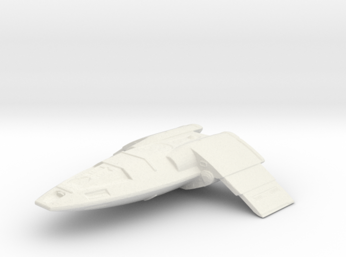 Fighter Shuttle Wings Extended 3d printed