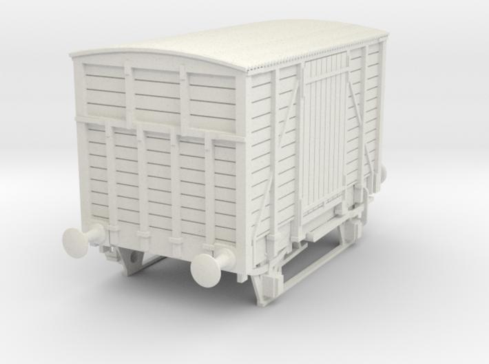 a-43-dwwr-ashbury-13-6-covered-wagon 3d printed