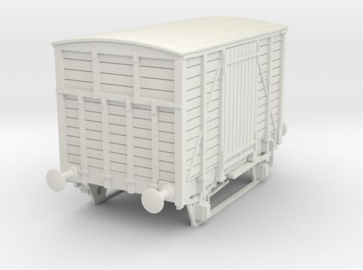 a-32-dwwr-ashbury-13-6-covered-wagon 3d printed