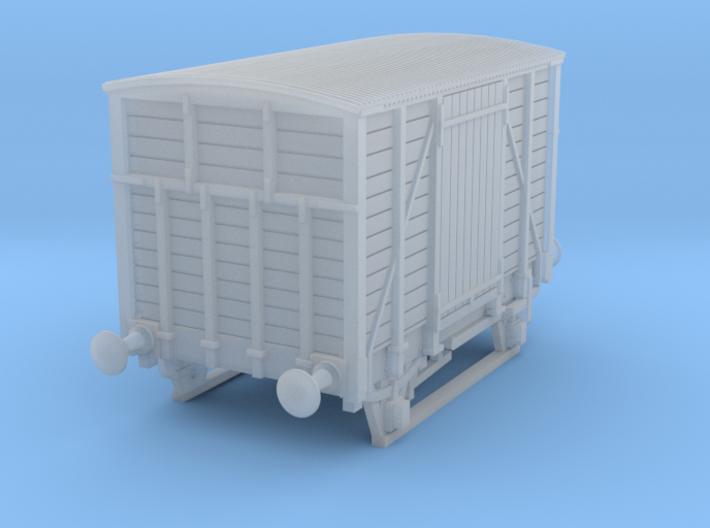 a-152fs-dwwr-ashbury-13-6-covered-wagon 3d printed
