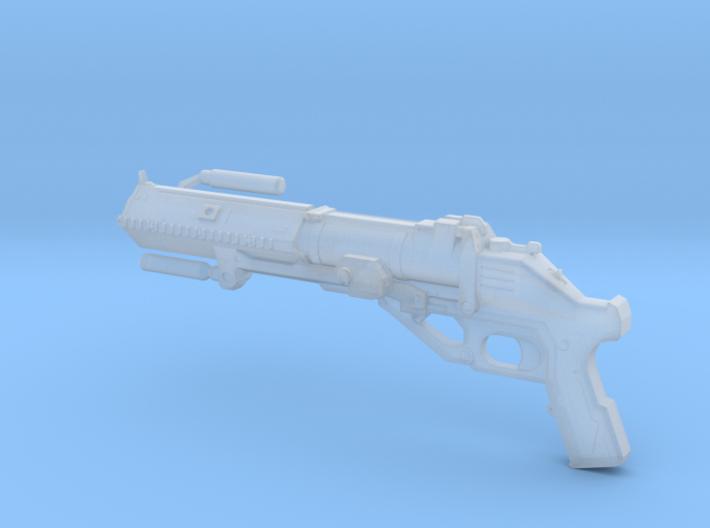 1:6 Miniature M319 Grenade Launcher 3d printed