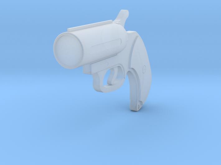 1:3 Miniature Flare Gun 3d printed