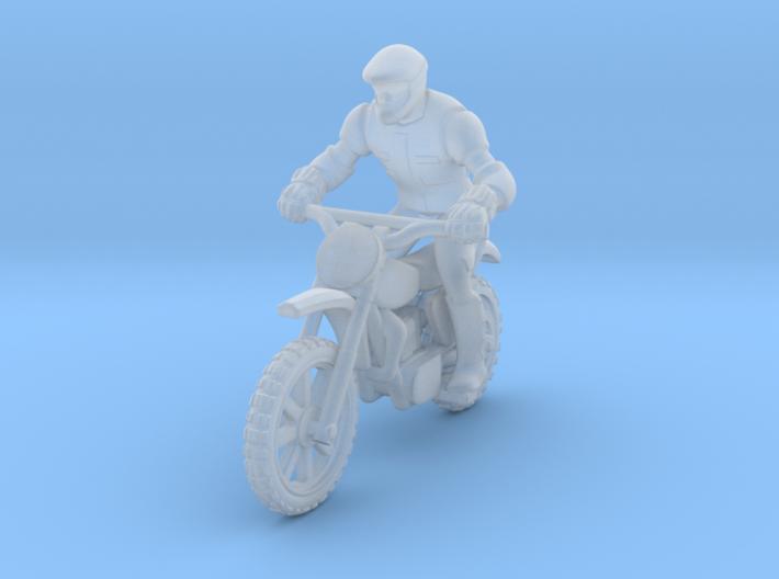 MX BikeRider 1:120 TT 3d printed