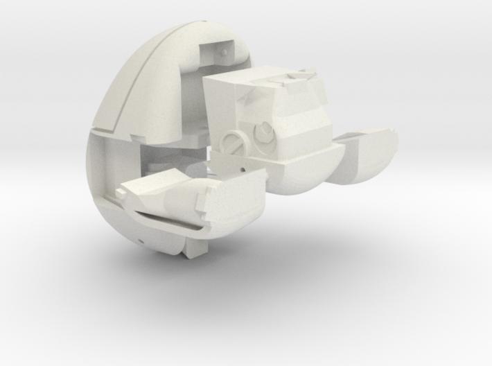 Transformers Bot-Bots Megabyte (transforming compu 3d printed