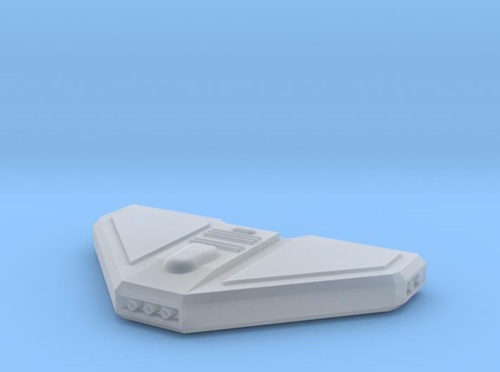 1/1000 Mk3 Pod Alternate design 3d printed