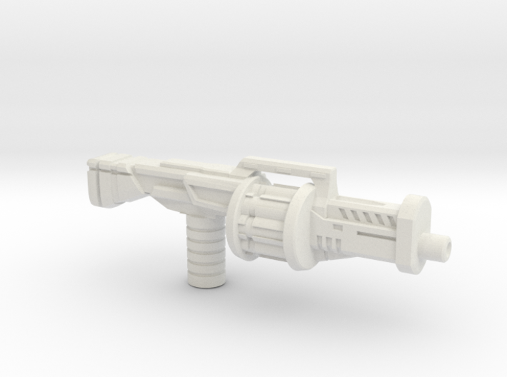 Earth Wars Grenade Launcher (5mm) 3d printed
