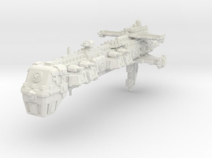 Crucero clase Gotico 3d printed