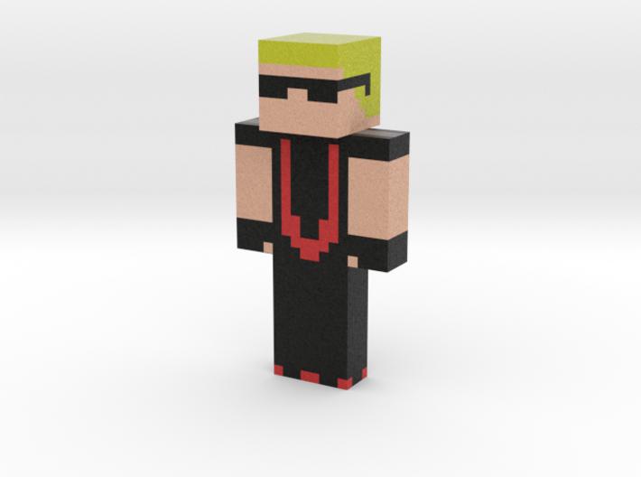 KyllerdeMort007 | Minecraft toy 3d printed