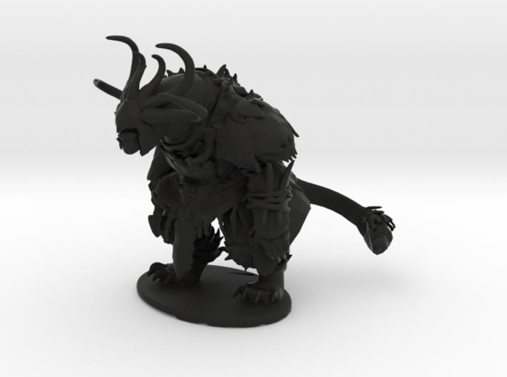 GW2 Charr Warrior 3d printed