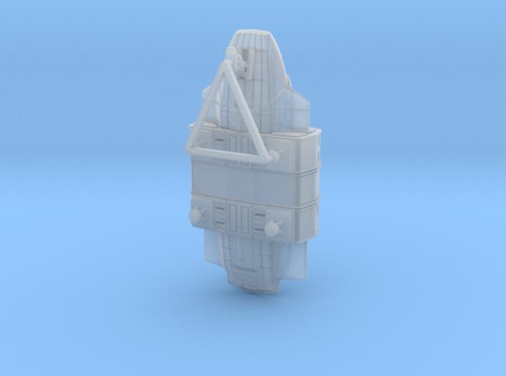 V shuttle 3 pod 3d printed