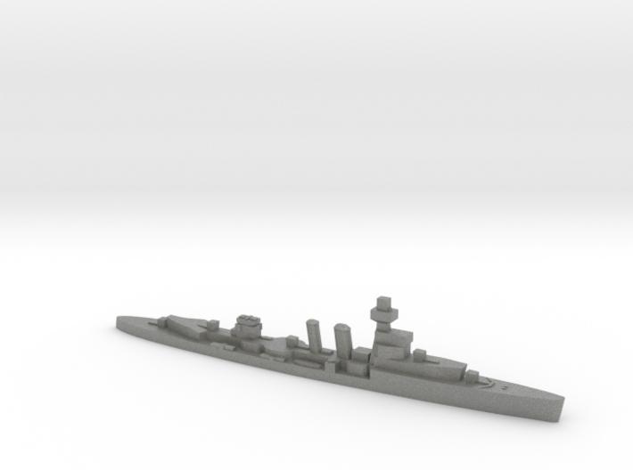 HMS Cardiff 1939 1:3000 WW2 cruiser 3d printed