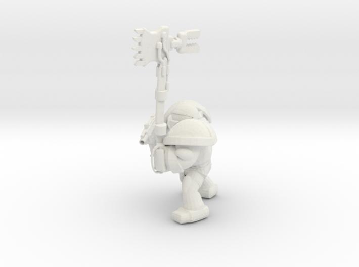 SPACEMARINER 1 3d printed