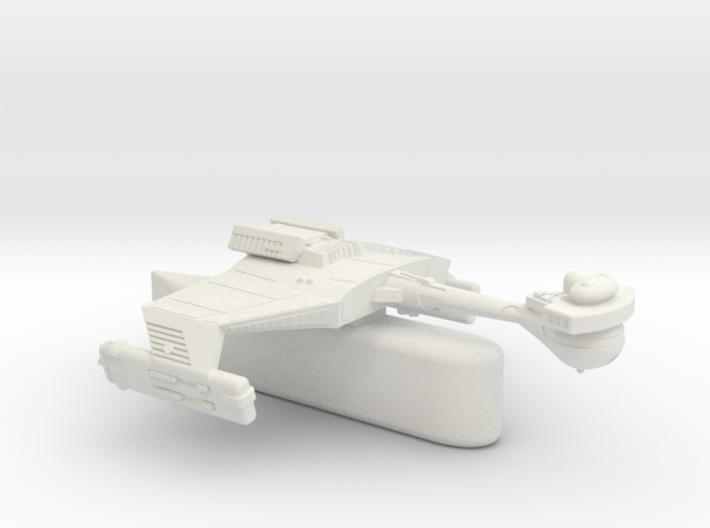 3788 Scale Klingon D5HK Light Tactical Transport 3d printed