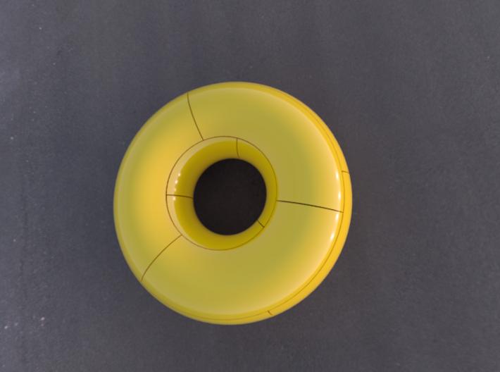 Donut Perplex 13x3 3d printed