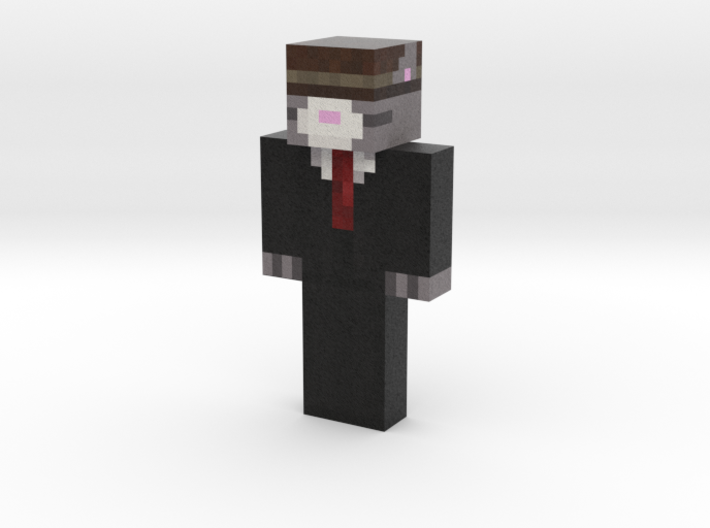 madkat03 | Minecraft toy 3d printed