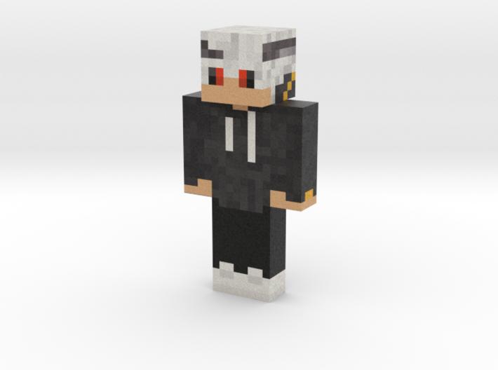 Tekeer_ | Minecraft toy 3d printed