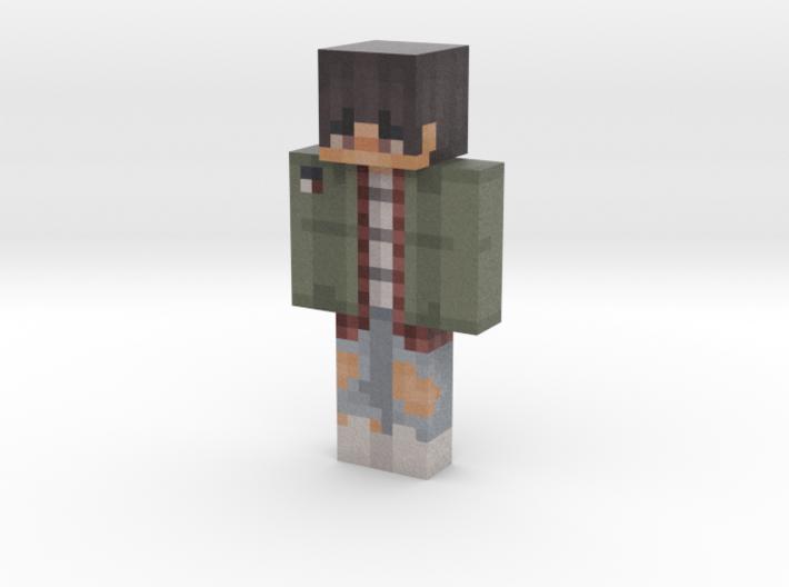 Dwenn_ | Minecraft toy 3d printed