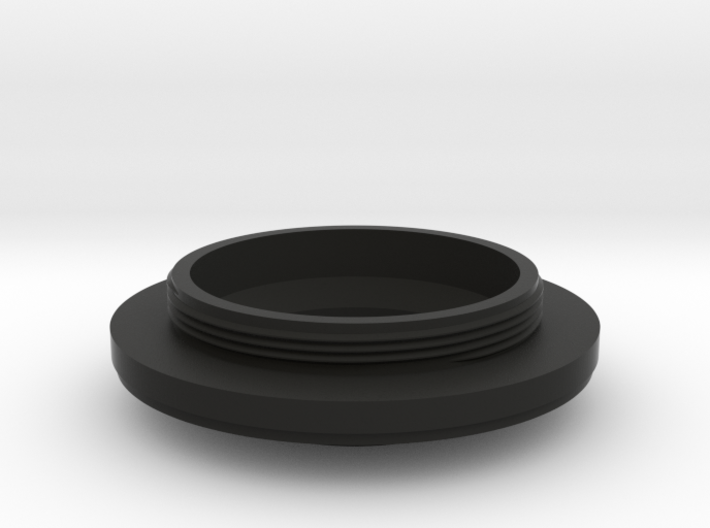 ZUNOW 1:2.8 f=4.5cm lens adapter to Leica-L(L39) 3d printed