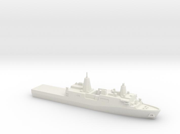 San Antonio-class LPD, 1/1250 3d printed