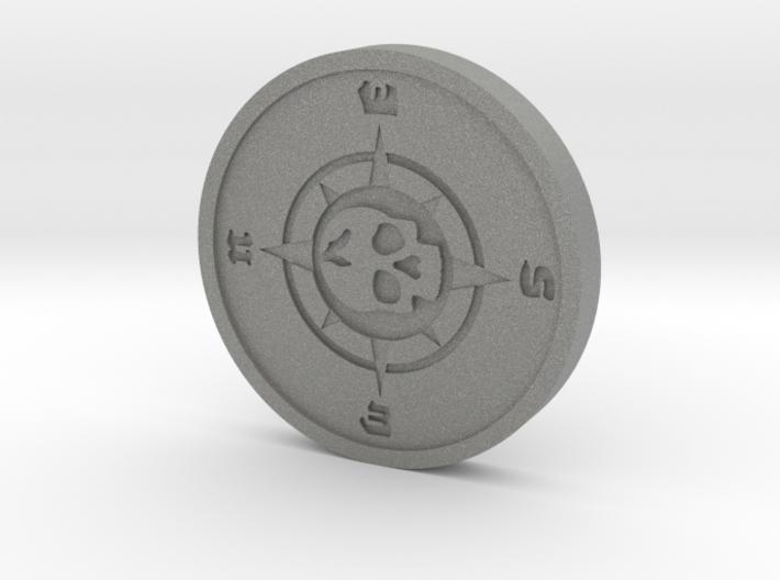 Custom Pin 1 3d printed