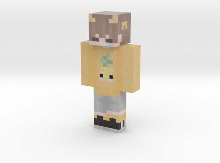 MrTulips | Minecraft toy 3d printed