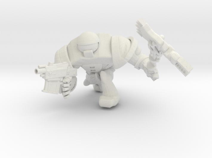 SPACEMARINER 8 3d printed