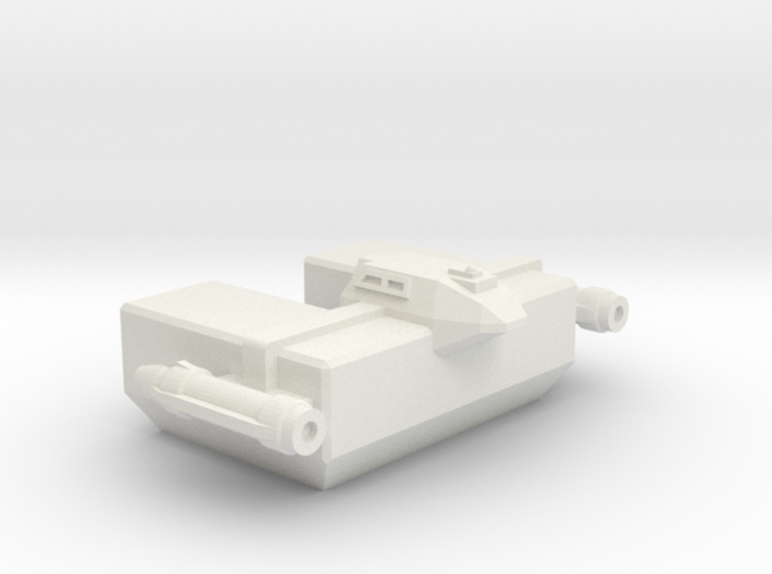 Omni Scale LDR Small Freighter (Class-I) CVN 3d printed