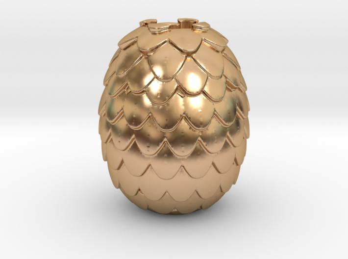 Dragon Egg Game of Thrones Pandora Charm 3d printed