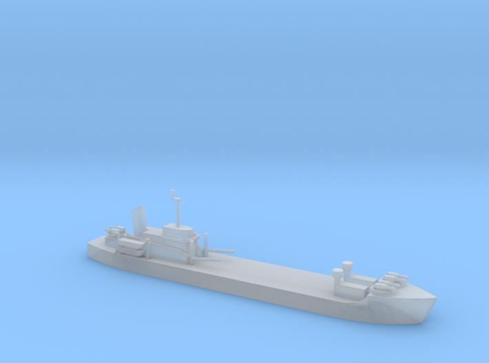 1/1250 Scale De Soto County Class LST-1171 3d printed